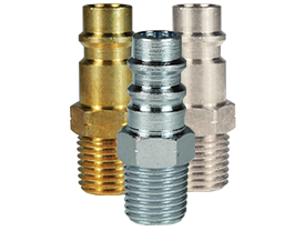CJ-Series Pneumatic Male Thread Plug
