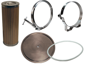Pneumatic Filtration System Accessory