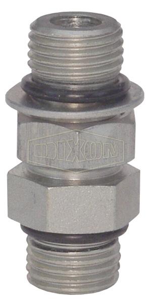 Adjustable O-Ring Union