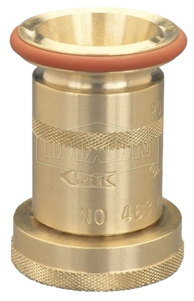 Brass Industrial Electrical Fire All-Fog Nozzle
