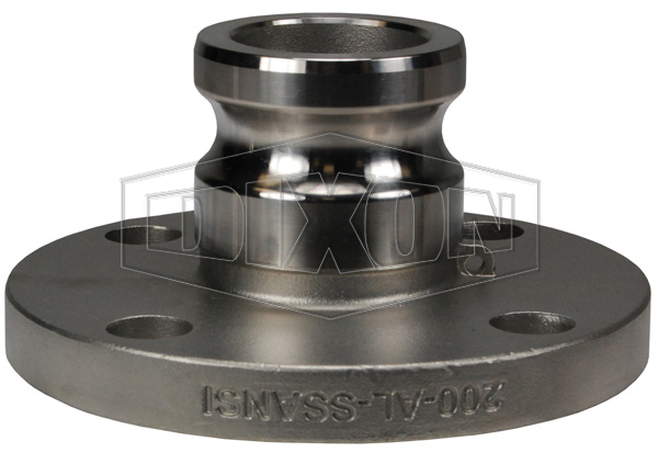 Dixon® Cam & Groove Adapter x 150# ANSI Flange