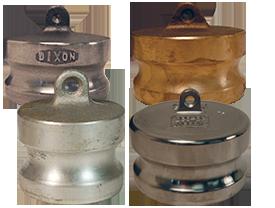 Dixon® Cam & Groove Type DP Dust Plug