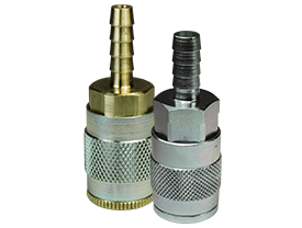 J-Series Automotive Pneumatic Standard Hose Barb Coupler