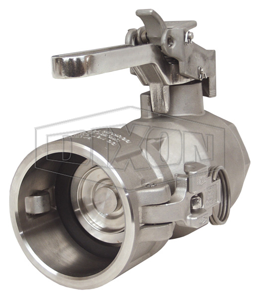 Cam & Groove Actuator Style Coupler