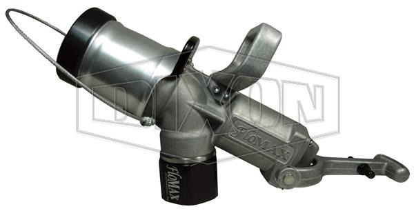 "2"" High Volume FloMAX Diesel Fuel Nozzle"