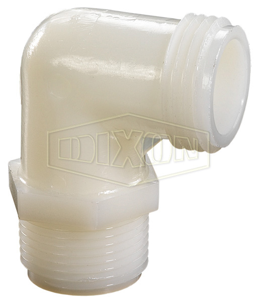 Tuff-Lite™ GHT x Male NPT Elbow