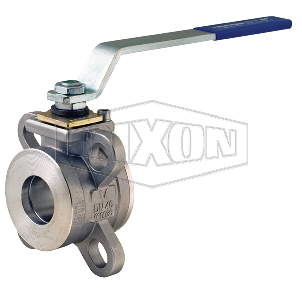 Industrial Wafer Ball Valve