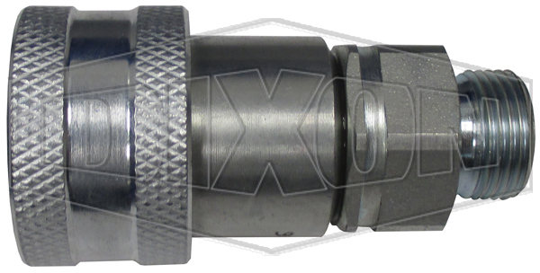 K-Series ISO-A Metric ISO 8434-1S Male Coupler