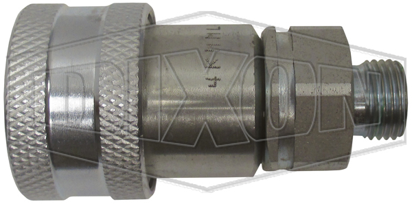 K-Series ISO-A Metric ISO 8434-1L Male Coupler
