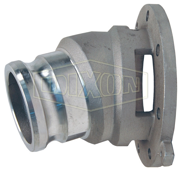 API Flanged Drop Adapter with Sight Glass