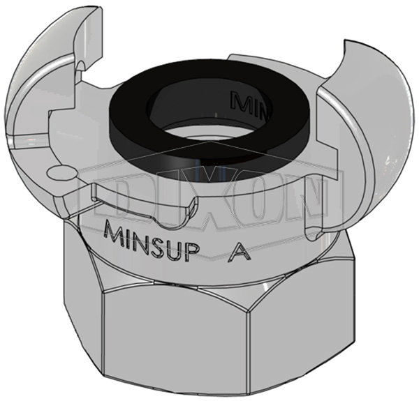 Minsup A Type Female BSP End