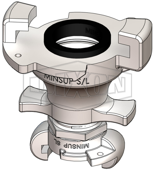 Surelock™ Reducing Adapter Minsup
