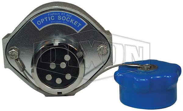 Single Socket Face Plate Assembly