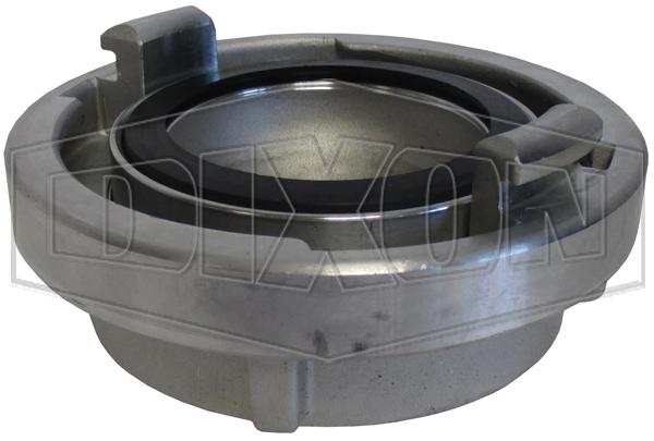 Tanker Reducer Coupling Storz - Storz (Swivel)