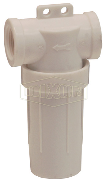 Polypropylene T Line Strainer