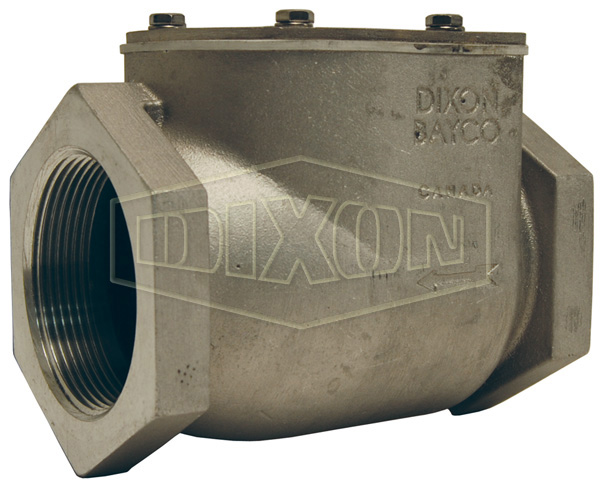Bayco High Flow Series Swing Check Valve Female NPT