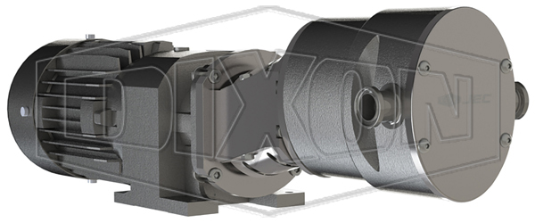 Dixon/JEC JRZA AccuLab Series Rotary Lobe Pump