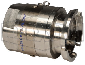 Dixon Dry Disconnect Steam Adapter x Female NPT