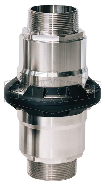 Dixon® Safety Break-away Coupling Industrial Male NPT