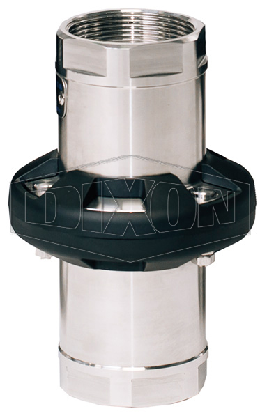 Dixon® Safety Break-away Coupling Marine Female NPT